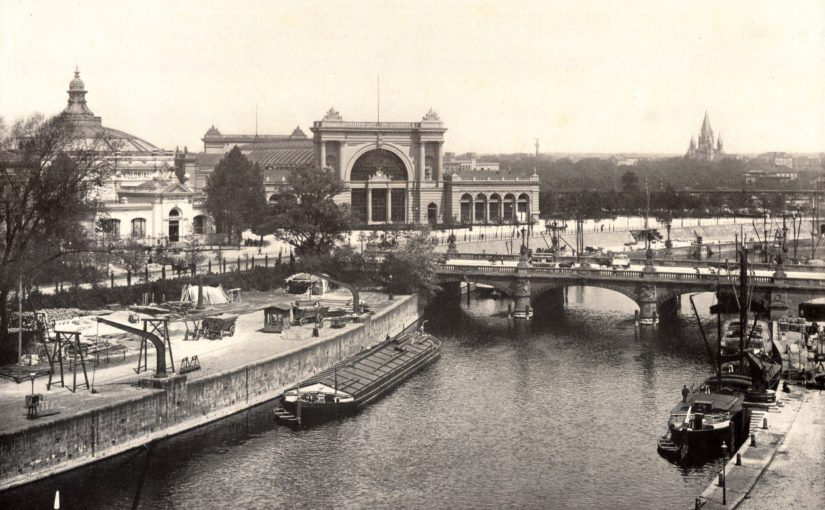The Lost Termini of Berlin, Part 4 – The Lehrter Bahnhof: Success and Failure